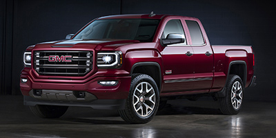 2016 GMC SIERRA 1500 DOUBLE CAB STANDARD BOX 6-Speed Automatic Electronically Controlled 53l ec