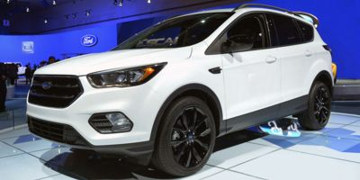 2017 FORD ESCAPE TITANIUM FWD 6-Speed Automatic WSelectshift Std 20l ecoboost Front-Wheel Dr