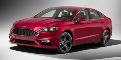 2017 FORD FUSION TITANIUM FWD 6-Speed Automatic WPaddle Shifters Includes Selectshift Std 20L