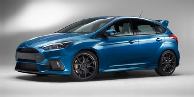 2017 FORD FOCUS RS HATCH 6-Speed Manual 23l gtdi Automatic Full-Time All-Wheel Drive 6-Way Dri