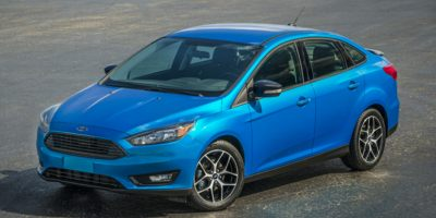 2017 FORD FOCUS TITANIUM SEDAN 6-Speed Powershift Automatic Includes Selectshift WThumb Switch On