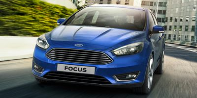2017 FORD FOCUS SE HATCH 6-Speed Powershift Automatic Std 20L 4 Cylinder Engine Front-Wheel D