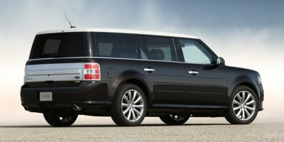 2017 FORD FLEX SEL FWD 6-Speed Selectshift Automatic 35L Ti-VCT V6 Front-Wheel Drive 60-40 Fol