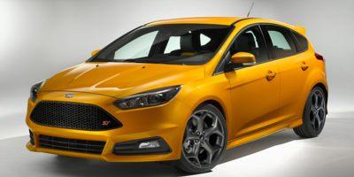 2017 FORD FOCUS ST HATCH 6-Speed Manual Std 20L GTDI Front-Wheel Drive 6-Way Driver Seat 4-