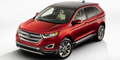 2017 FORD EDGE SEL FWD 6-Speed Automatic WSelectshift Includes Paddle Shifters Std twin-scroll