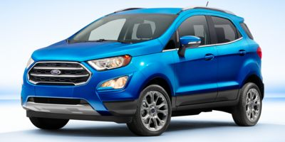2018 Ford EcoSport S #J6039 Houston