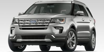 2018 Ford Explorer Limited #JK7F7157*O Crosby