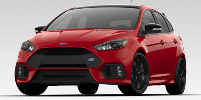 2018 Ford Focus RS / Meadowvale Ford