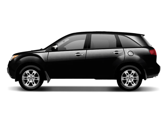 2008 ACURA MDX 4WD 5-Speed AT 37L PGM-FI SOHC 24-valve VTEC V6 Super handling all-wheel drive