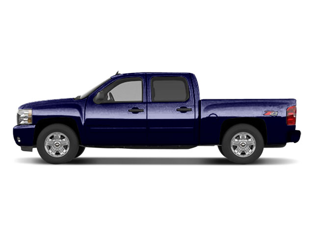 2008 CHEVROLET SILVERADO 1500 2WD CREW CAB 1435 4-Speed AT 53L 8 Cylinder Engine Rear Wheel D