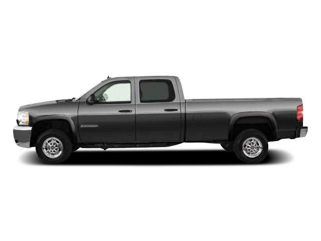 2008 CHEVROLET SILVERADO 2500HD 4WD CREW CAB 6-Speed AT 60L 8 Cylinder Engine Four Wheel Drive
