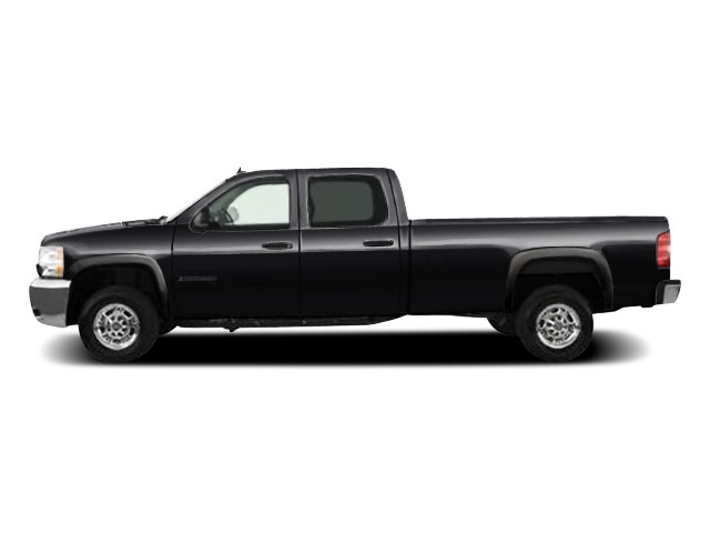 2008 CHEVROLET SILVERADO 2500HD 6-Speed AT 66L 8 Cylinder Eng 6-Speed AT 66L 8 Cylinder Engin