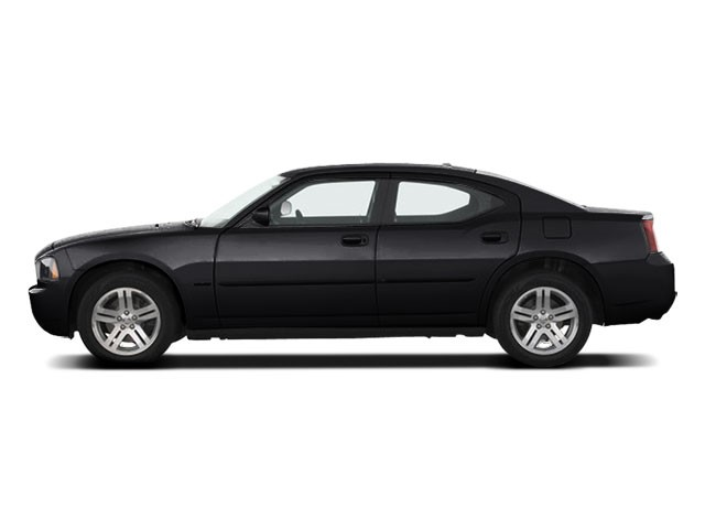 2008 DODGE CHARGER 5-Speed AT 35L V6 Cylinder En 5-Speed AT 35L V6 Cylinder Engine All Wheel