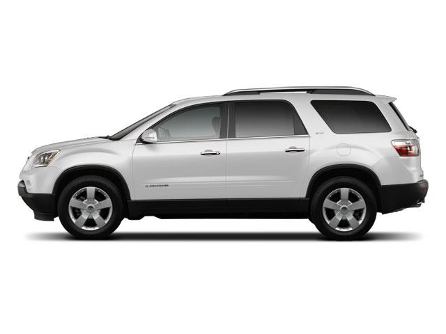 2008 GMC ACADIA 6-Speed AT 36L V6 Cylinder En 6-Speed AT 36L V6 Cylinder Engine Front Wheel