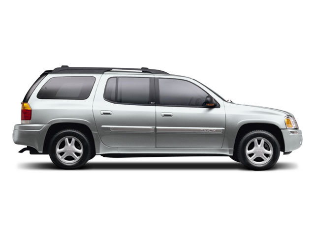 2008 GMC ENVOY 4-Speed AT 42L Straight 6 Cyl 4-Speed AT 42L Straight 6 Cylinder Engine Rear