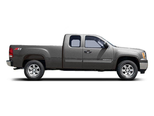 2008 GMC SIERRA 1500 4-Speed AT 48L 8 Cylinder Eng 4-Speed AT 48L 8 Cylinder Engine Rear Whe
