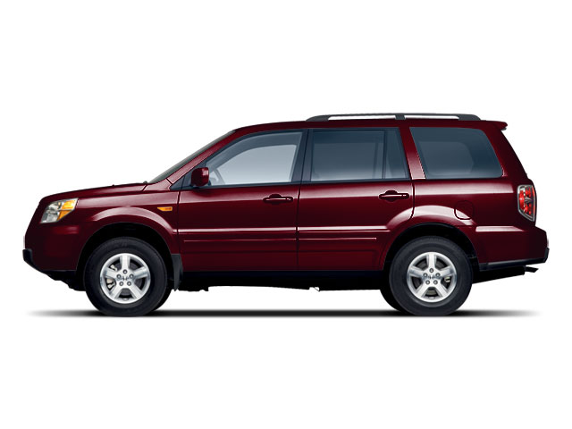 2008 HONDA PILOT 2WD EX-L 5-Speed AT 35L SOHC MPFI 24-valve i-VTEC V6 Front wheel drive 2nd
