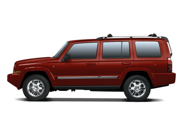 2008 JEEP COMMANDER RWD SPORT 5-Speed AT 37L V6 Cylinder Engine Rear Wheel Drive Cruise Contr