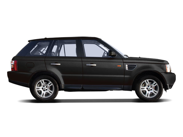2008 LAND ROVER RANGE ROVER SPORT 6-Speed AT 44L 8 Cylinder Eng 6-Speed AT 44L 8 Cylinder Eng