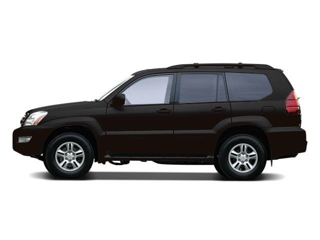 2008 LEXUS GX 470 4WD 5-Speed AT 47L DOHC 32-valve SFI V8 wcontinuously variable valve timing