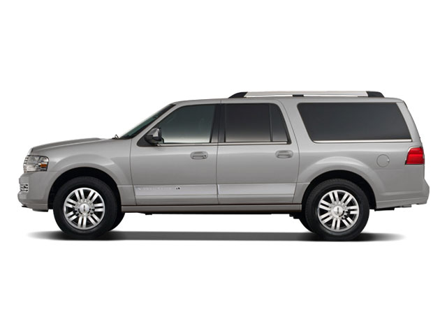 2008 LINCOLN NAVIGATOR 6-Speed AT 54L 8 Cylinder Eng 6-Speed AT 54L 8 Cylinder Engine Rear W