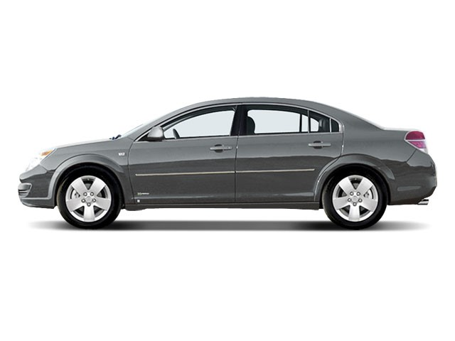 2008 SATURN AURA 4-Speed AT 35L V6 Cylinder En 4-Speed AT 35L V6 Cylinder Engine Front Wheel
