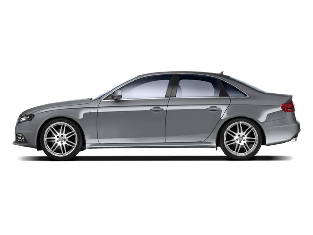 2009 AUDI A4 20L 4 Cylinder Engine All Whee 20L 4 Cylinder Engine All Wheel Drive AMFM Stereo