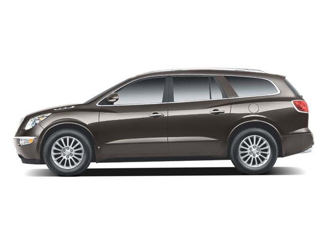 2009 BUICK ENCLAVE CXL ALL-WHEEL DRIVE 6-Speed AT 36l variable valve timing v6 di direct inject