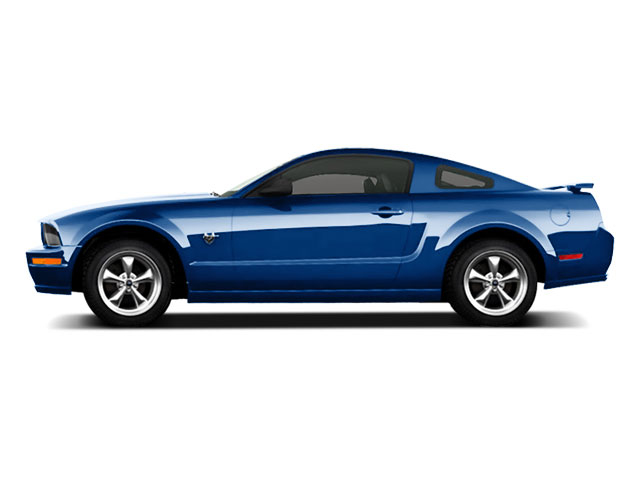 2009 FORD MUSTANG COUPE 40L V6 Cylinder Engine Rear Wheel Drive Cruise Control Bucket Seats R