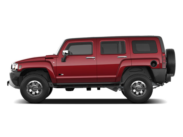 2009 HUMMER H3 4-Speed AT 37L 5 Cylinder Eng 4-Speed AT 37L 5 Cylinder Engine Four Wheel Dri