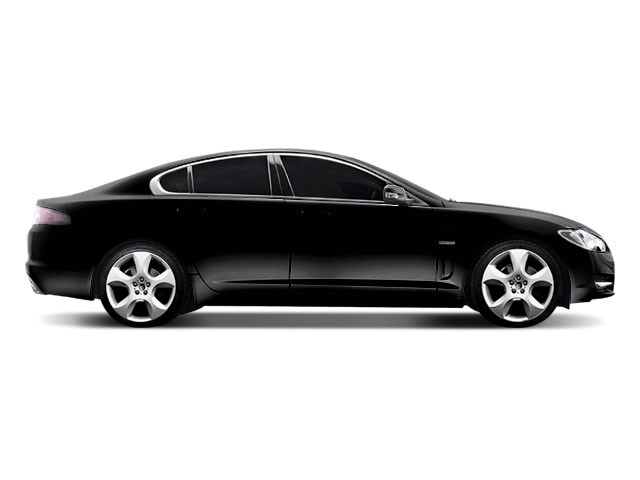 2009 JAGUAR XF 6-Speed AT 42L 8 Cylinder Eng 6-Speed AT 42L 8 Cylinder Engine Rear Wheel Dri