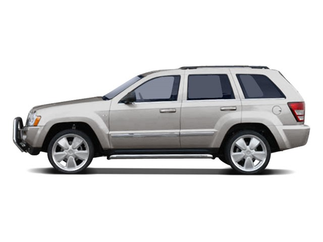 2009 JEEP GRAND CHEROKEE 5-Speed AT 37L V6 Cylinder En 5-Speed AT 37L V6 Cylinder Engine Rea