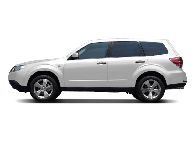 2009 SUBARU FORESTER AUTOMATIC XT LTD 4-Speed AT 25L 4 Cylinder Engine All Wheel Drive Cruise
