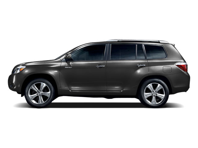 2009 TOYOTA HIGHLANDER 5-Speed AT 35L V6 Cylinder En 5-Speed AT 35L V6 Cylinder Engine Front