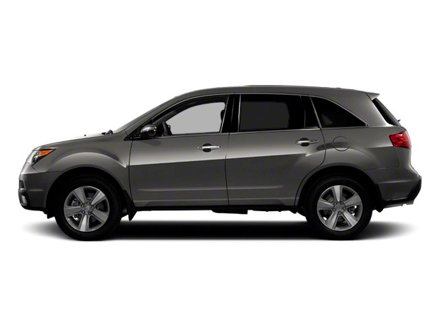 2010 ACURA MDX AWD WITH ADVANCE PACKAGE 6-Speed Automatic WOD Sequential Sportshift Grade Logic
