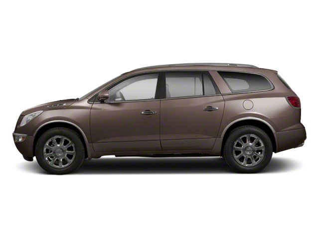 2010 BUICK ENCLAVE 6-Speed AT 36L V6 Cylinder En 6-Speed AT 36L V6 Cylinder Engine Front Whe