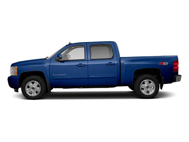 2010 CHEVROLET SILVERADO 1500 CREW CAB SHORT BOX 4-Speed AT 48L 8 Cylinder Engine Rear Wheel D