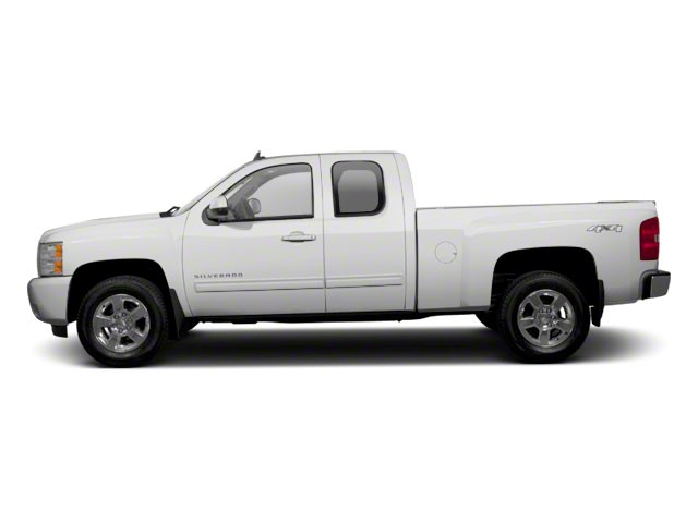 2010 CHEVROLET SILVERADO 1500 2WD EXT CAB LT Automatic 53L 8 Cylinder Engine Rear Wheel Drive