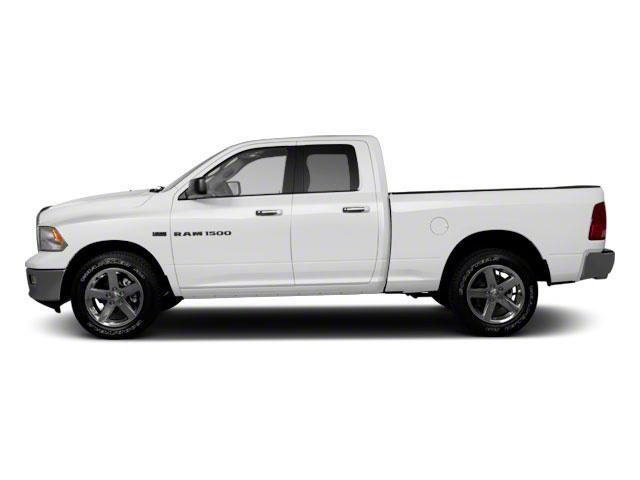 2010 DODGE RAM 1500 Automatic 47L 8 Cylinder Engin Automatic 47L 8 Cylinder Engine Rear Wheel