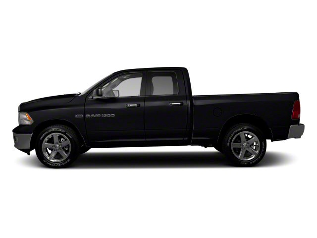 2010 DODGE RAM 1500 Automatic 57L 8 Cylinder Engin Automatic 57L 8 Cylinder Engine Rear Wheel