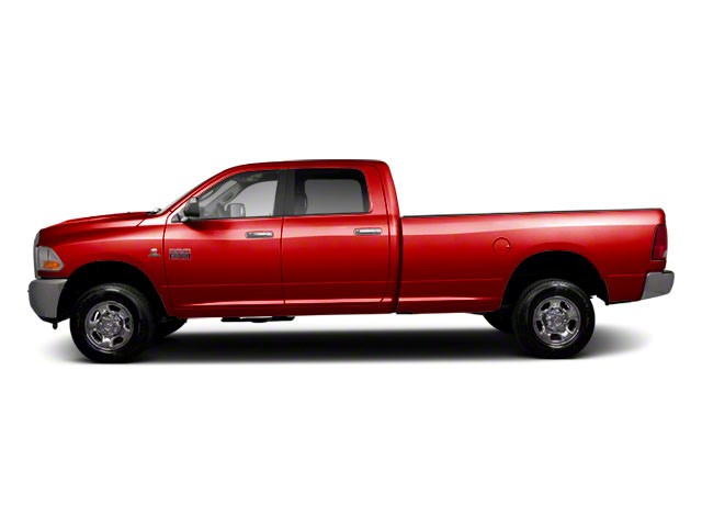 2010 DODGE RAM 2500 4WD CREW CAB 67L Straight 6 Cylinder Engine Four Wheel Drive Heated Mirrors