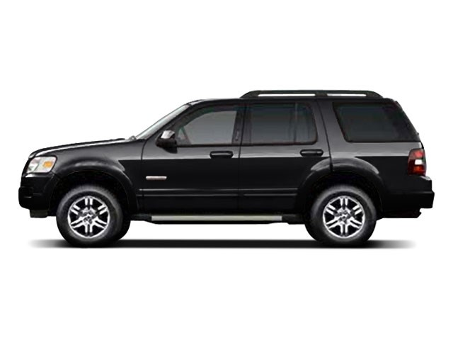 2010 FORD EXPLORER RWD XLT 5-Speed AT 40L V6 Cylinder Engine Rear Wheel Drive Cargo Shade Cr