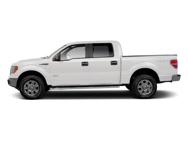2010 FORD F-150 6-Speed AT 46L 8 Cylinder Eng 6-Speed AT 46L 8 Cylinder Engine Four Wheel Dr