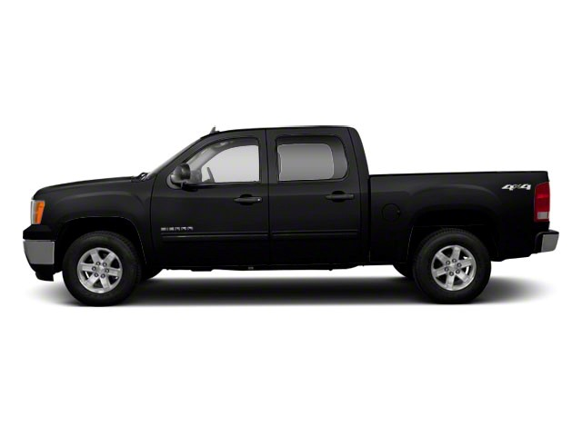 2010 GMC SIERRA 1500 CREW CAB SHORT BOX 4-Speed Automatic Electronically Controlled With OD And T