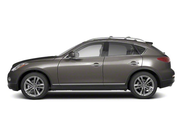 2010 INFINITI EX35 AWD 5-Speed AT 35L V6 Cylinder Engine All Wheel Drive Power Driver Seat P