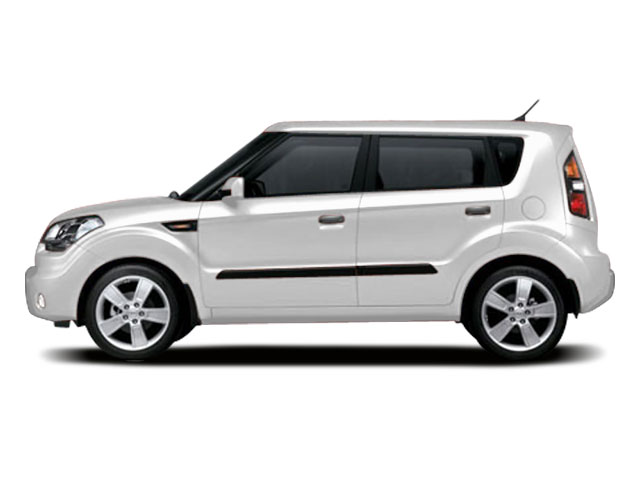 2010 KIA SOUL Automatic 20L 4 Cylinder Engin Automatic 20L 4 Cylinder Engine Front Wheel Drive