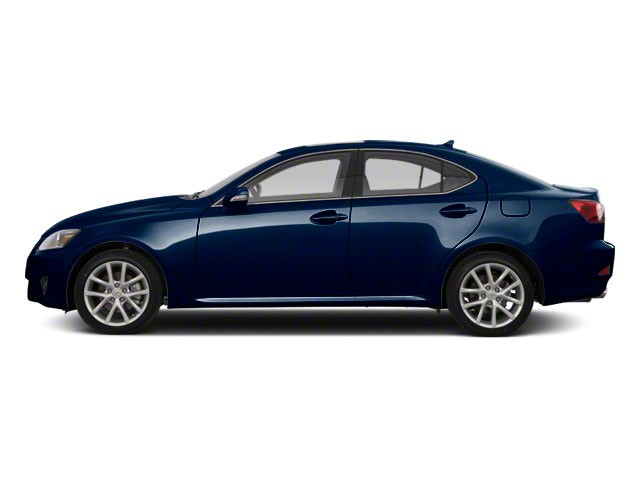 2010 LEXUS IS 250 SPORT SEDAN RWD Manual 25L V6 Cylinder Engine Rear Wheel Drive AMFM Stereo