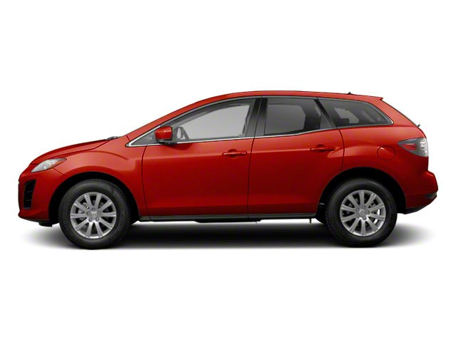 2010 MAZDA CX-7 FWD I 5-Speed AT 25L 4 Cylinder Engine Front Wheel Drive Cruise Control Buck