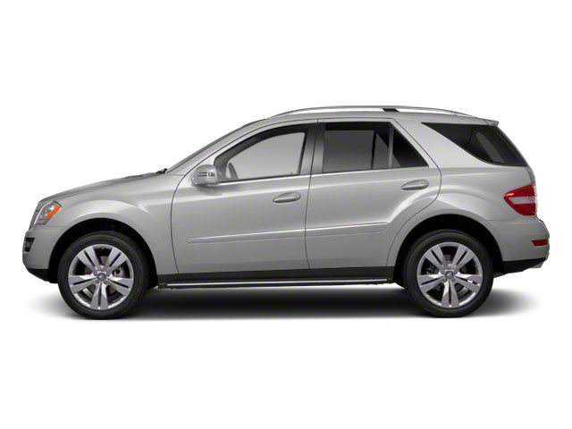 2010 MERCEDES-BENZ ML350 7-Speed AT 35L V6 Cylinder En 7-Speed AT 35L V6 Cylinder Engine 4MA