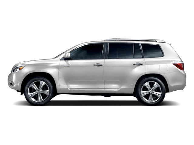 2010 TOYOTA HIGHLANDER FWD V6 LIMITED 5-Speed AT 35L V6 Cylinder Engine Front Wheel Drive 3rd